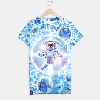 Thumbnail image of Infinite Galaxy T-shirt, Live Heroes