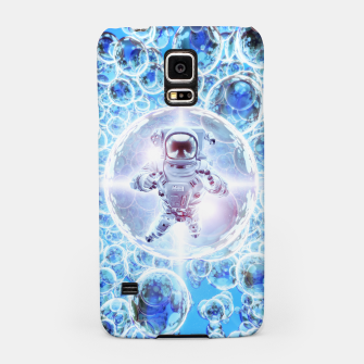 Miniatur Infinite Galaxy Samsung Case, Live Heroes