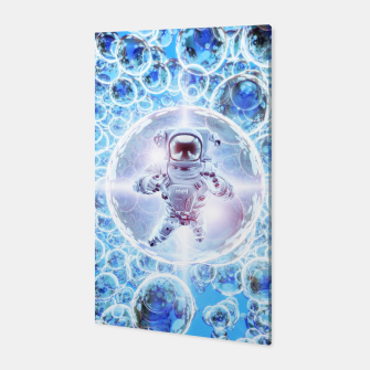 Miniatur Infinite Galaxy Canvas, Live Heroes