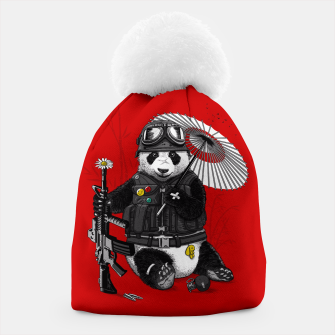 Thumbnail image of Soldier Panda Gorro, Live Heroes