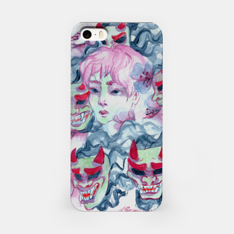 Imagen en miniatura de Insane peace iPhone Case, Live Heroes