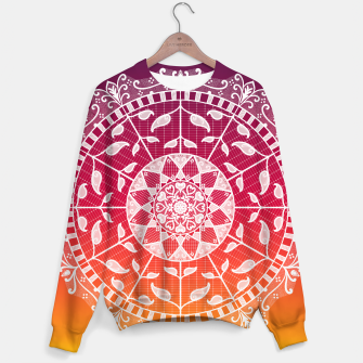 Miniatur Gwias Wildfire Mandala Sweater, Live Heroes