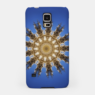 Thumbnail image of mandala with Christmas trees Obudowa na Samsunga, Live Heroes