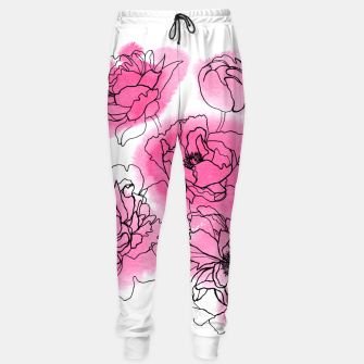Thumbnail image of Peony Sweatpants, Live Heroes