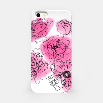 Thumbnail image of Peony iPhone Case, Live Heroes