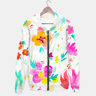 Thumbnail image of A Little Tropical Hoodie, Live Heroes