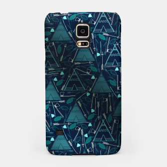 Thumbnail image of Triangle House Samsung Case, Live Heroes
