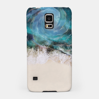 Thumbnail image of Sea Vortex Samsung Case, Live Heroes