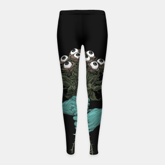 Thumbnail image of Winya No. 123 Girl's Leggings, Live Heroes