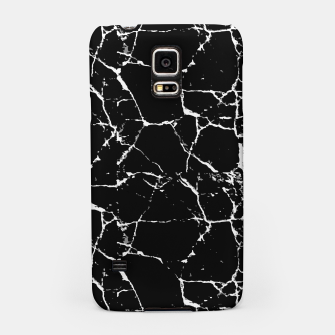 Thumbnail image of Black and White Textured Pattern Samsung Case, Live Heroes