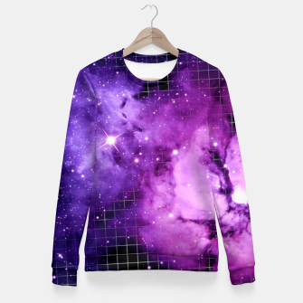 Thumbnail image of Interstellar Fitted Waist Sweater, Live Heroes