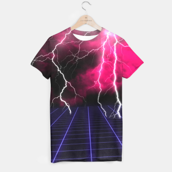 Thumbnail image of Ride the Lightning T-shirt, Live Heroes