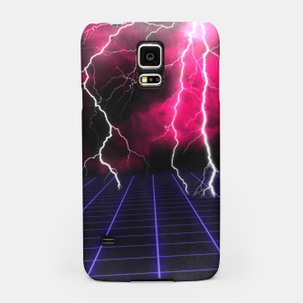 Thumbnail image of Ride the Lightning Samsung Case, Live Heroes