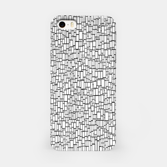 Thumbnail image of Black & White 3 iPhone Case, Live Heroes