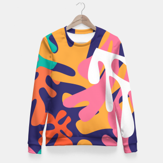 Thumbnail image of Matisse pattern 010 Fitted Waist Sweater, Live Heroes