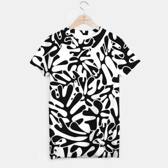 Thumbnail image of Matisse pattern 007 T-shirt, Live Heroes