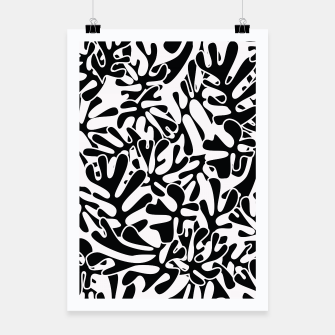 Thumbnail image of Matisse pattern 007 Poster, Live Heroes