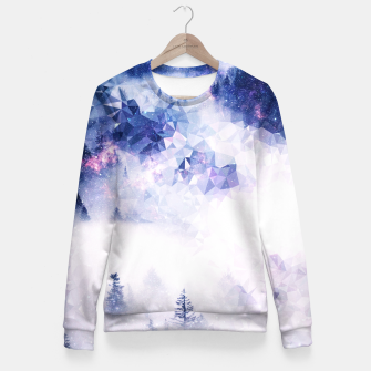 Thumbnail image of Mists of Thought Fitted Waist Sweater, Live Heroes