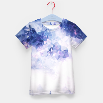 Thumbnail image of Mists of Thought Kid's T-shirt, Live Heroes