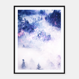 Thumbnail image of Mists of Thought Framed poster, Live Heroes