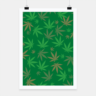 Thumbnail image of Falling Pot Poster, Live Heroes