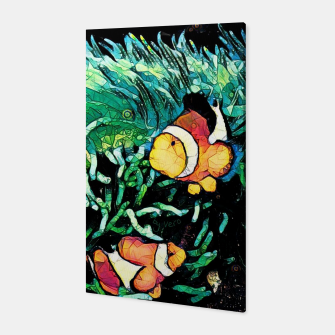 Thumbnail image of Clown Fishes, Live Heroes
