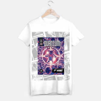 Quantum Tales 1st Issue T-shirt regular thumbnail image