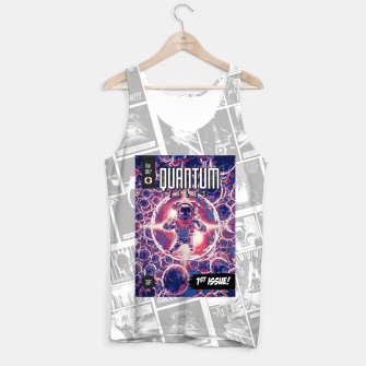 Quantum Tales 1st Issue Tank Top thumbnail image