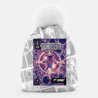 Miniatur Quantum Tales 1st Issue Beanie, Live Heroes
