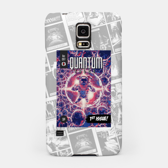 Miniatur Quantum Tales 1st Issue Samsung Case, Live Heroes