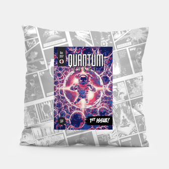 Quantum Tales 1st Issue Pillow thumbnail image