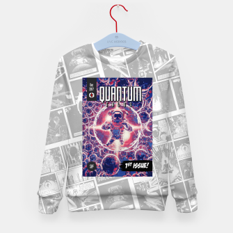 Quantum Tales 1st Issue Kid's Sweater thumbnail image