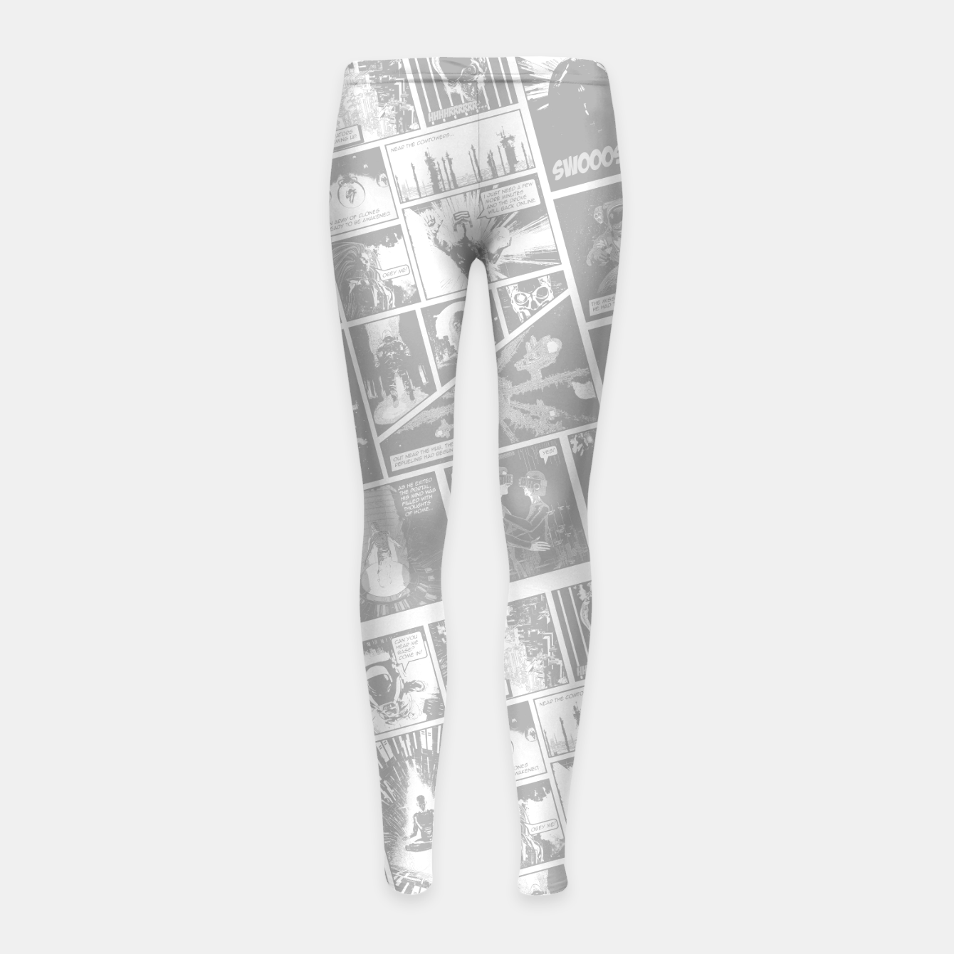 Image of Quantum Tales 1st Issue Girl's Leggings - Live Heroes