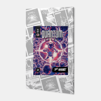 Quantum Tales 1st Issue Canvas thumbnail image