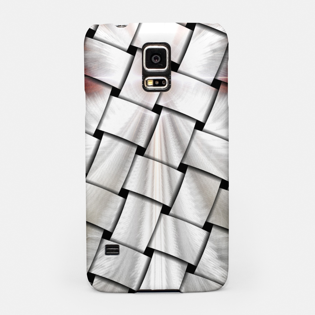 Image of Angel Wings Snowflake Weave Samsung Case - Live Heroes