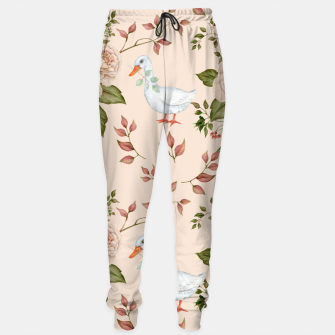 Thumbnail image of Goose Rose Sweatpants, Live Heroes