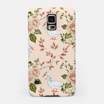 Thumbnail image of Goose Rose Samsung Case, Live Heroes