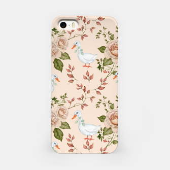 Thumbnail image of Goose Rose iPhone Case, Live Heroes