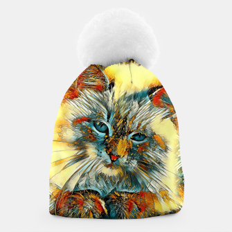 Thumbnail image of AnimalArt_Cat_010_by_JAMColors Beanie, Live Heroes