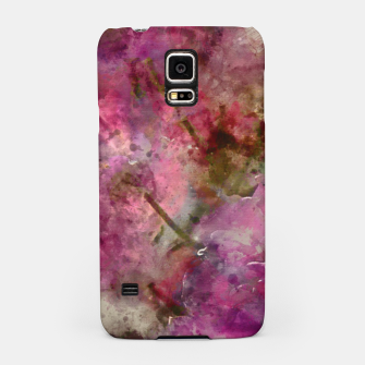 Miniaturka Abstract One Samsung Case, Live Heroes