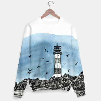 Thumbnail image of Lighthouse Sweater, Live Heroes