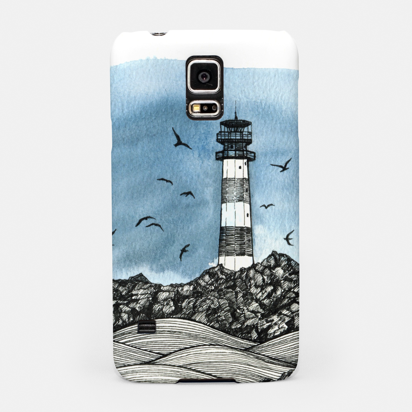 Image of Lighthouse Samsung Case - Live Heroes