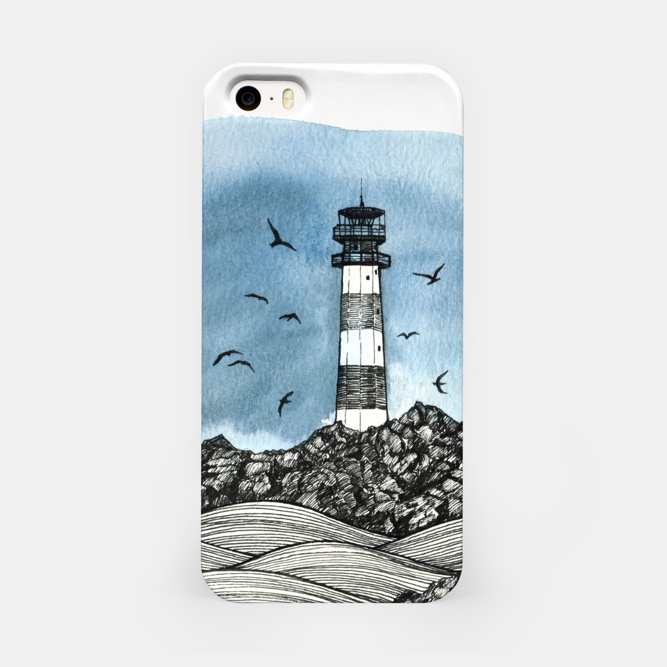 Image of Lighthouse iPhone Case - Live Heroes