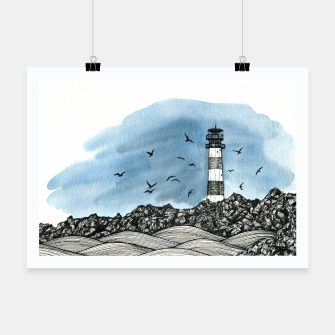 Thumbnail image of Lighthouse Poster, Live Heroes