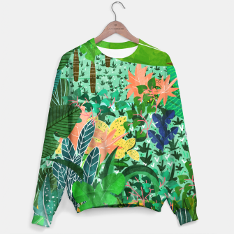 Thumbnail image of Dense Forest Sweater, Live Heroes
