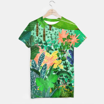 Thumbnail image of Dense Forest T-shirt, Live Heroes