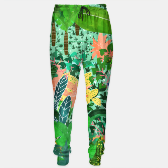 Thumbnail image of Dense Forest Sweatpants, Live Heroes