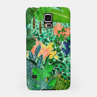 Thumbnail image of Dense Forest Samsung Case, Live Heroes