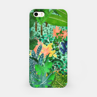 Thumbnail image of Dense Forest iPhone Case, Live Heroes