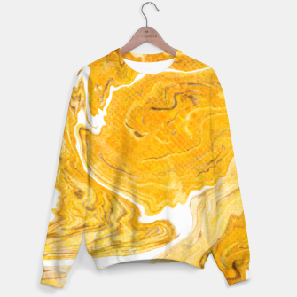 Thumbnail image of Snake Skin Marble Sweater, Live Heroes